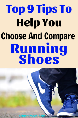 How To Compare Running Shoes