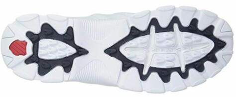 K-Swiss Men's ST329 CMF Training Shoe sole