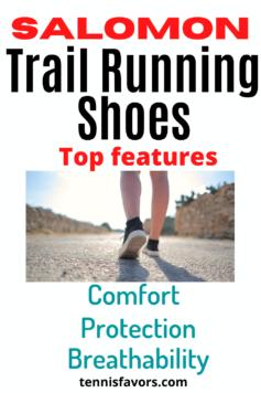 Salomon Trail Running Shoes For Men