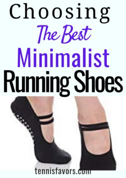 Trail minimalist running shoes