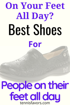 best shoes for professionals on their feet all day.