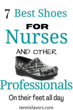 Best Shoes For Nurses On Their Feet All-Day